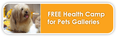Free Health Camp for Pets' 09 Gallery